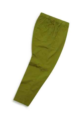 Ripstop Drawstring Trouser in Fir