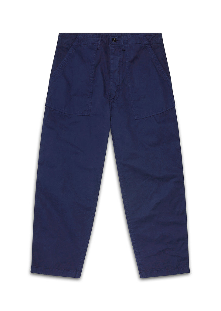 Fatigue Trouser in Navy