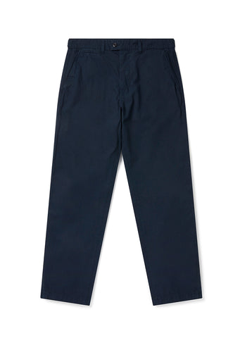 Taper Chino in Navy