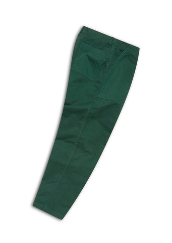 Fatigue Trouser in Bottle Green