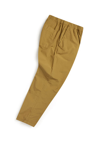 Havana Drawstring Trouser in Tobacco