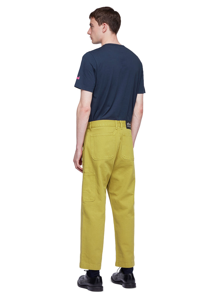 Utility Loose Work Trouser in Tobacco