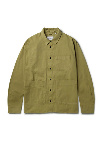 Workshirt in Tobacco