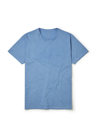 Dye House Classic Tee in Natural Indigo