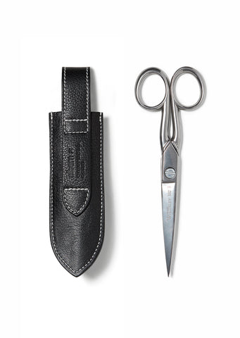 Campbell Cole x Albam Household Scissors W/ Pouch in Black