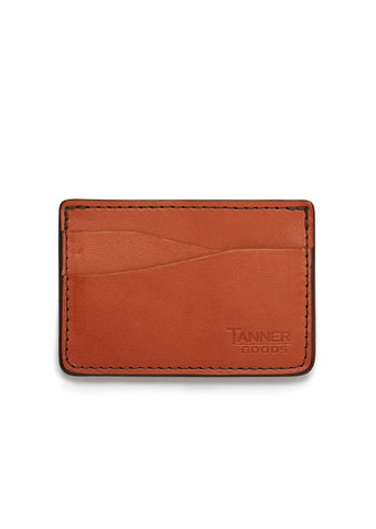 Tanner Goods Journeyman in Saddle Tan