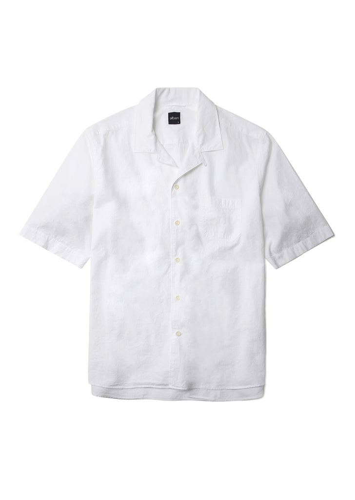 Panama Shirt in White