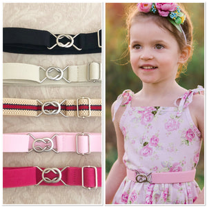 Cute Cinch Elastic Waist Belt In 5 Colours!