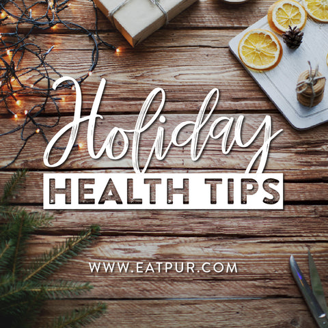 Holiday Health Tips: Eat, Drink and Be Merry