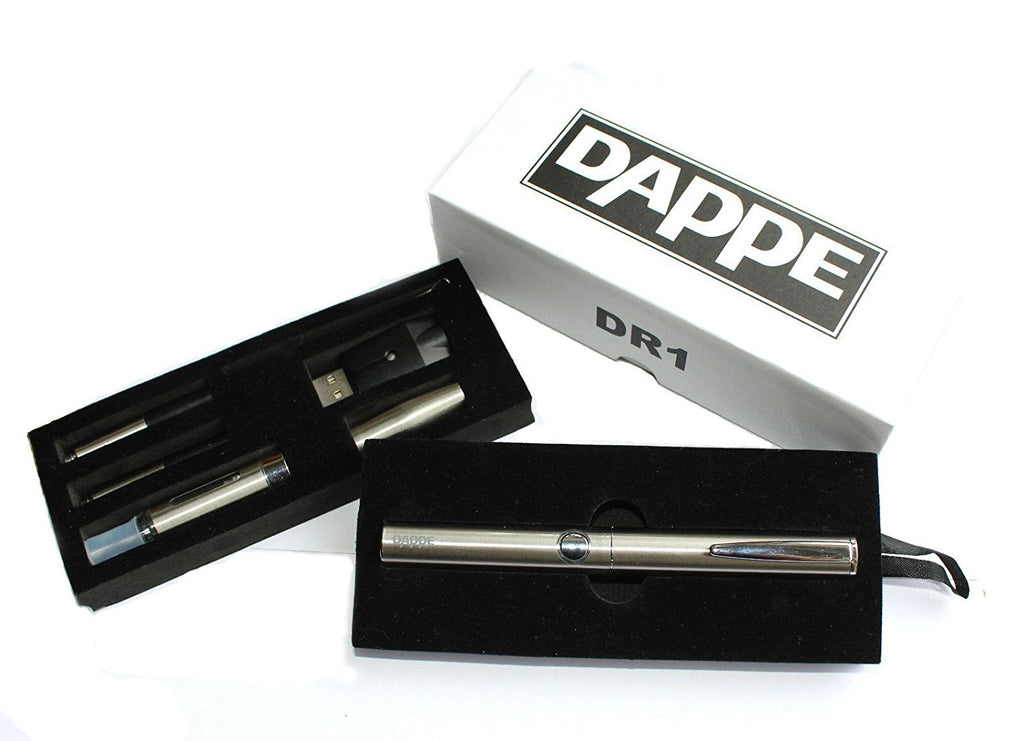 DR1 Premium 3 in 1 Vaporizer Pen Kit - DAPPE