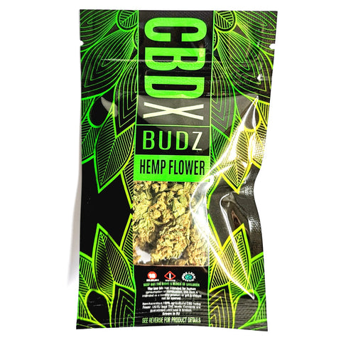 Golden Goat CBD Hemp Flower Tea
