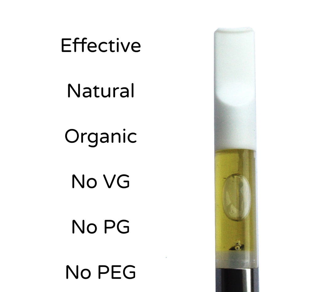 CBD Oil Vape Pen Kit | HIGH STRENGTH (15% -30%) - DAPPE