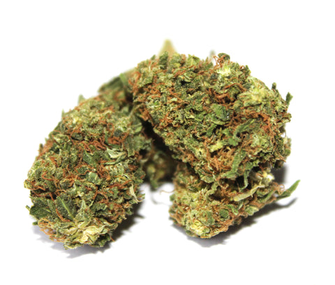 Blueberry Kush CBD Buds / Hemp Flower Tea (18% CBD) - DAPPE