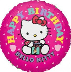 Hello Kitty Birthday - Little Whale