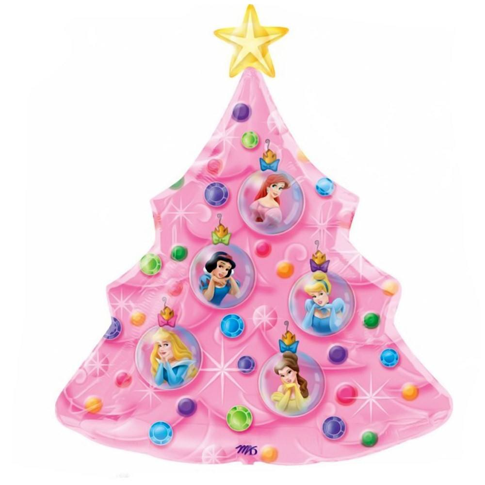 Princess Xmas Tree - Little Whale