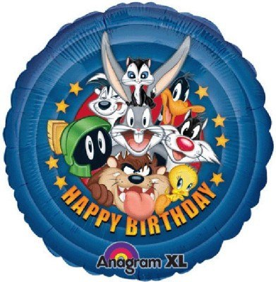 Looney Tunes Birthday - Little Whale