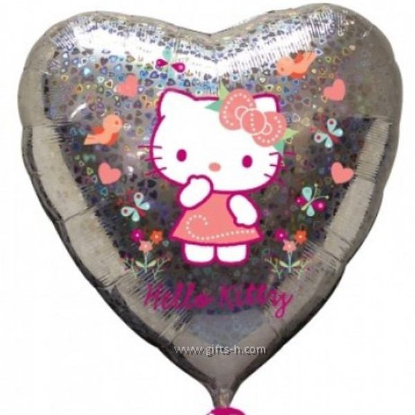 Hello Kitty Heart - Little Whale
