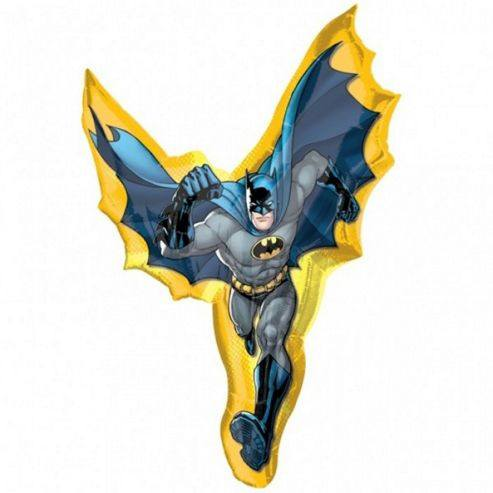Batman Action Shape - Little Whale