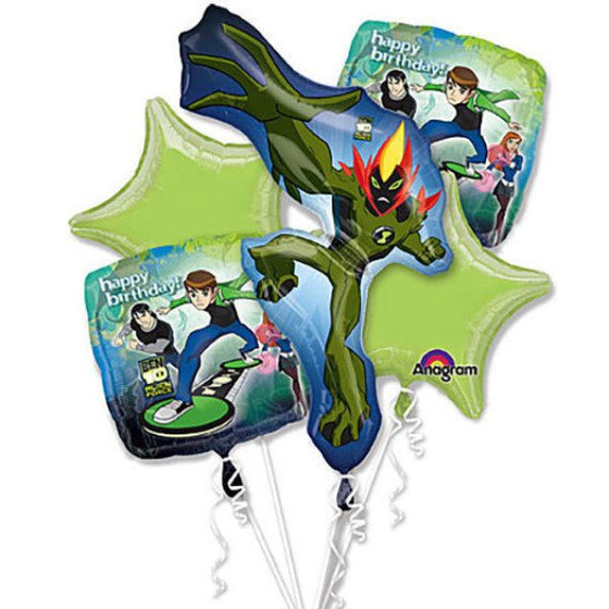 Ben 10 Bouquet - Little Whale