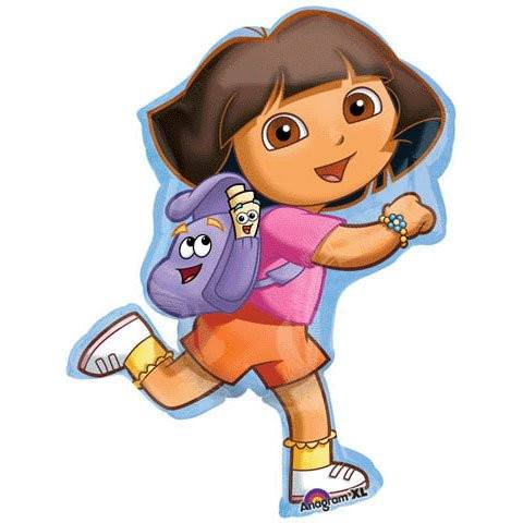 Dora the Explorer 32 inch - Little Whale
