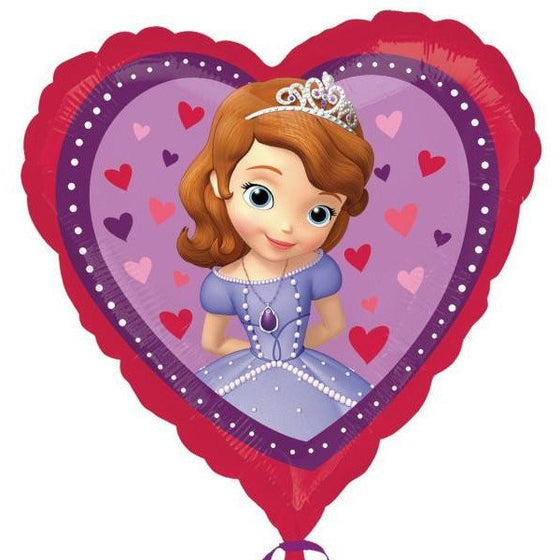 Sofia the first heart - Little Whale