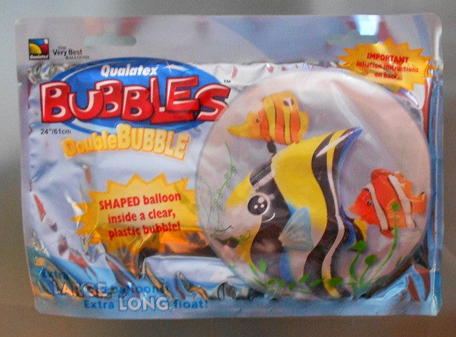 Double Bubble Fish - Little Whale