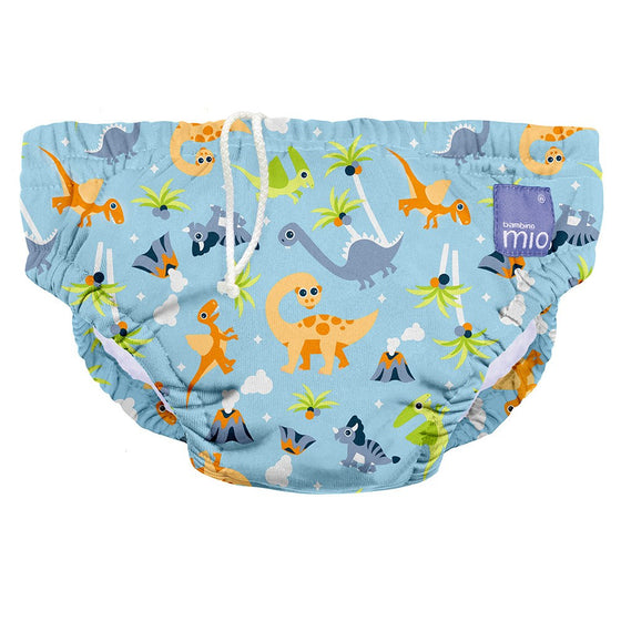 Swim Nappies Medium (7-9Kgs) - Dino - Little Whale