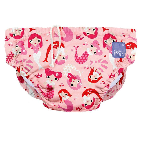 Swim Nappies Small (5-7 kgs) - Mermaid - Little Whale