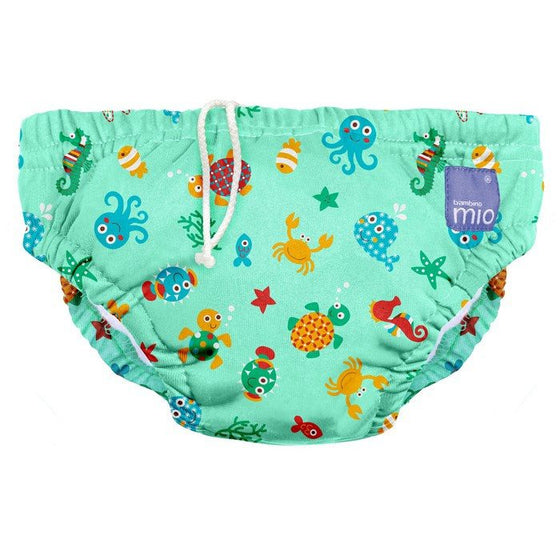 Swim Nappies Small (5-7kgs) - Under the Sea - Little Whale