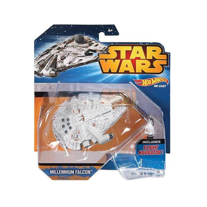 Hot Wheels Star Wars Starship Rebels Ghost Vehicle - Little Whale