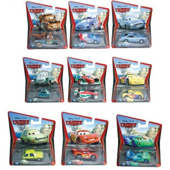 Cars 2 Die Cast - Little Whale