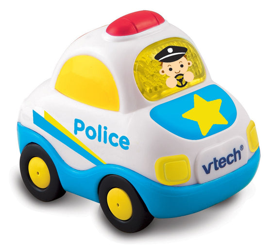 Small Vehicle Police Car (12m+) - Little Whale