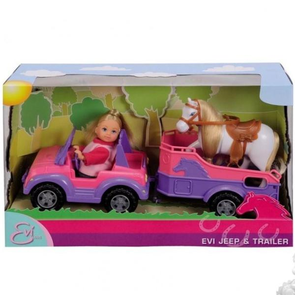 Evi Love Horse Trailer - Little Whale