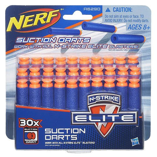 N-Strike Elite Universal Suction 30-Darts - Little Whale