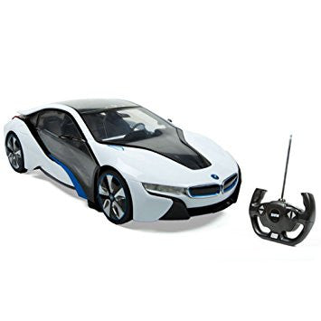 RC 1:14 BMW I8 - Little Whale
