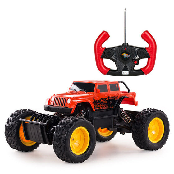 RC 1:18 Rock Crawler - Little Whale