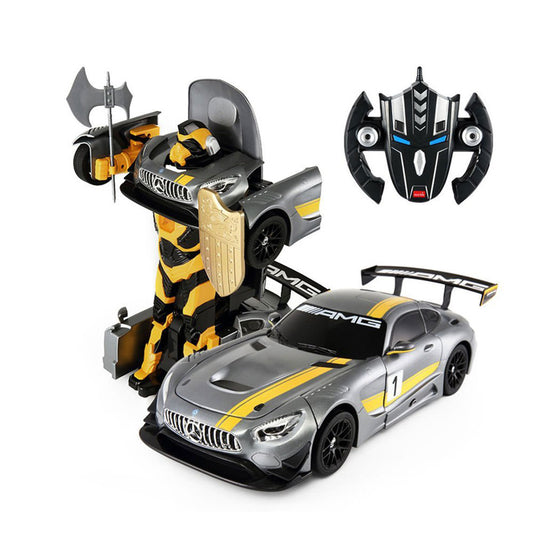 RC 1:14 Transformable Mercedes Benz Robot - Little Whale