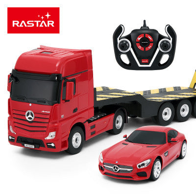 RC 1:26 Mercedes-Benz Actros - Little Whale