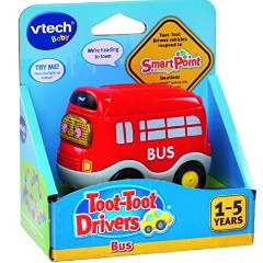 Toot-Toot Drivers Bus (12m+) - Little Whale