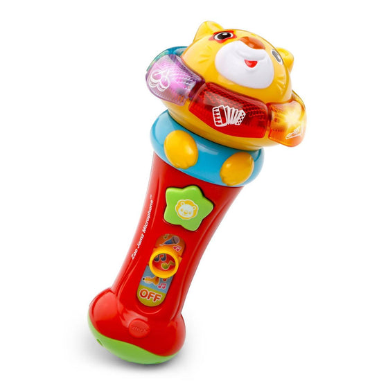 Zoo Jamz Microphone (18m+) - Little Whale