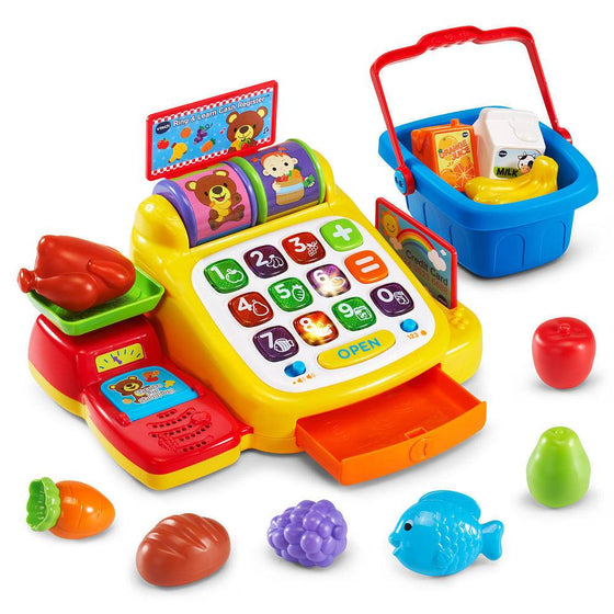 Ring & Learn Cash Register (12m+) - Little Whale