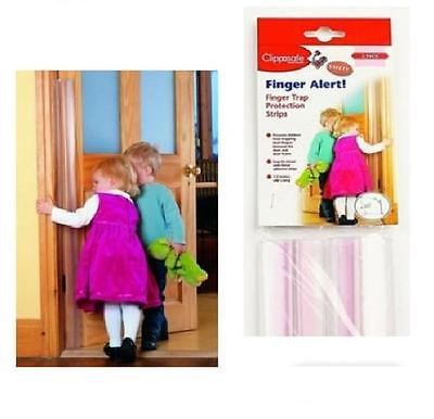Finger Alert 2 Door Stripes - Little Whale