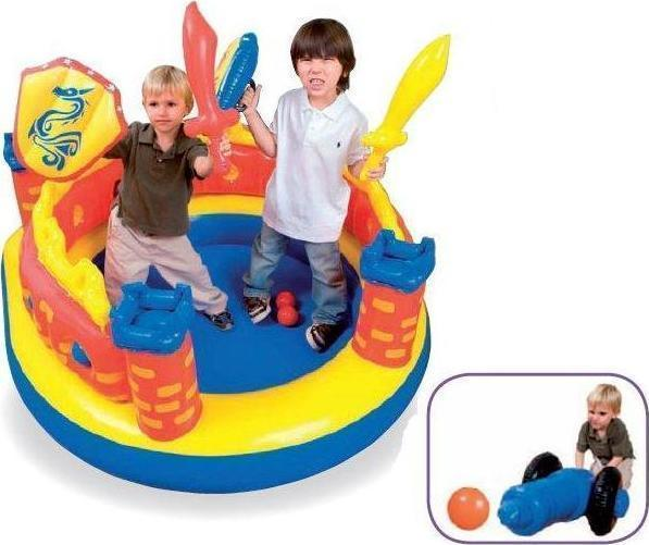 Ball Toyz Lil' Castle Play Center - Little Whale