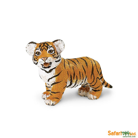 Bengal Tiger Cub - Little Whale