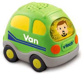 Toot-Toot Drivers Van (12m+) - Little Whale