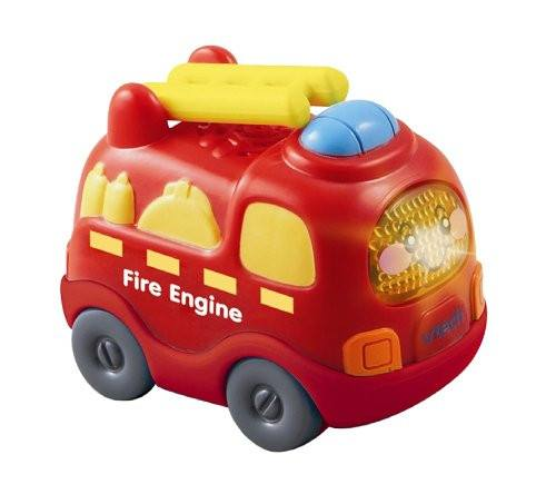 Toot-Toot Drivers Fire Engine (12m+) - Little Whale