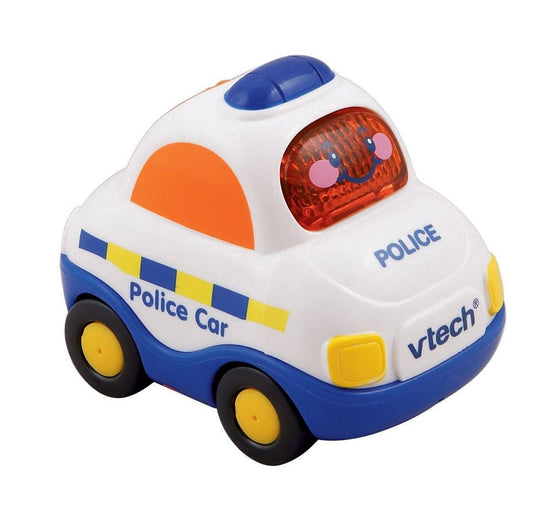 Toot-Toot Drivers Police Car (12m+) - Little Whale