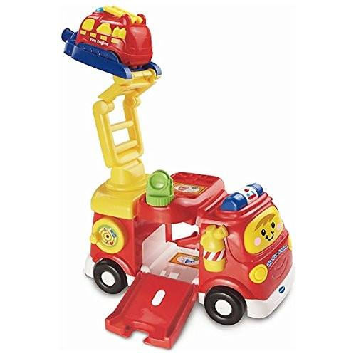 Toot-Toot Drivers Big Fire Engine (12m+) - Little Whale