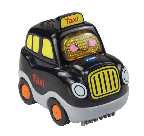 Toot-Toot Drivers Taxi (12m+) - Little Whale