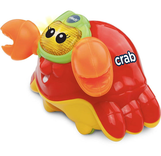 Toot-Toot Splash Crab (12m+) - Little Whale
